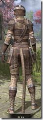 Argonian Rawhide - Khajiit Female Rear