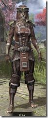 Argonian Steel - Khajiit Female Front