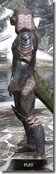 Assassins League Iron - Argonian Male Side
