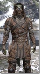 Assassins League Rawhide - Argonian Male Close Front