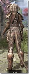 Barbaric Iron - Khajiit Female Rear