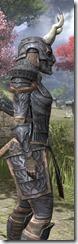 Celestial Iron - Khajiit Female Close Side