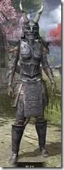 Celestial Iron - Khajiit Female Front