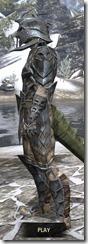 Daedric Iron - Argonian Male Side