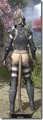 Daggerfall Covenant Iron - Khajiit Female Rear