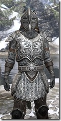 Daggerfall Covenant Rawhide - Argonian Male Close Front
