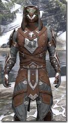 Dark Brotherhood Rawhide - Argonian Male Close Front