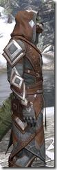 Dark Brotherhood Rawhide - Argonian Male Close Side