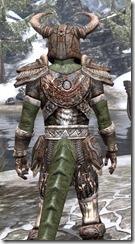 Draugr Iron - Argonian Male Close Rear