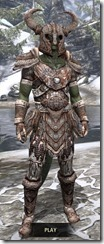 Draugr Iron - Argonian Male Front