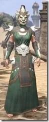 Anequina Homespun - Female Robe Front