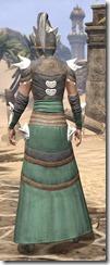 Anequina Homespun - Female Robe Rear
