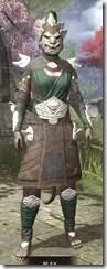 Anequina Homespun - Khajiit Female Shirt Front