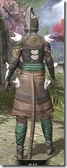 Anequina Homespun - Khajiit Female Shirt Rear