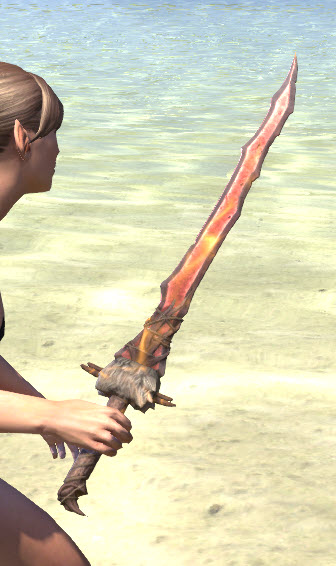 Icereach Coven Sword 2