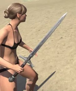 Knight of the Circle Sword 2