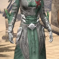 New Moon Priest Iron - Female Front