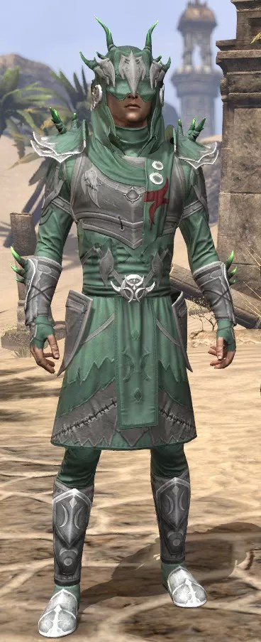 New Moon Priest Rawhide - Male Front