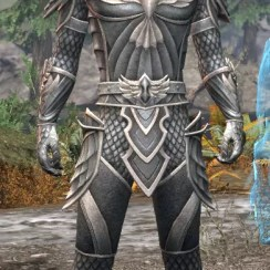 Ancestral High Elf Iron - Male Front