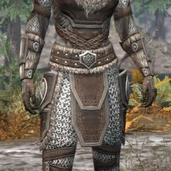 Ancestral Nord Rawhide - Female Front