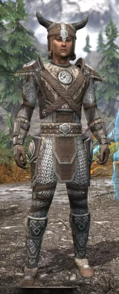 Ancestral Nord Rawhide - Male Front
