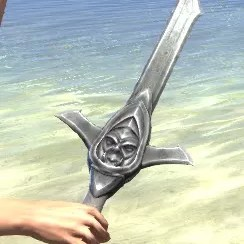 Ancestral Orc Iron Dagger 2