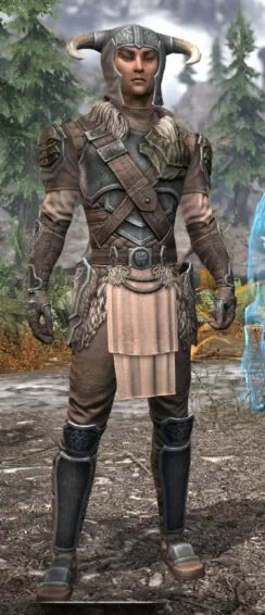 Blackreach Vanguard Iron - Male Front