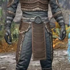 Blackreach Vanguard Rawhide - Male Front