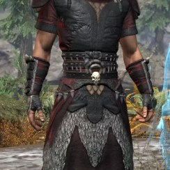 Sea Giant Light - Male Robe Front