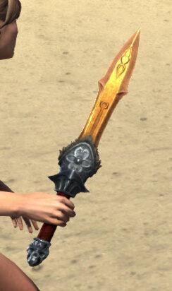 Grave Dancer Dagger 2
