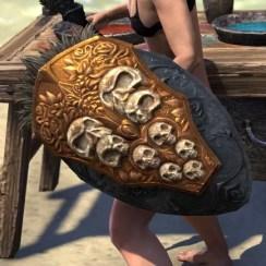 Grave Dancer Shield 2
