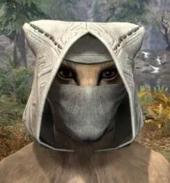 Hazardous Alchemy Honespun Hat - Khajiit Female Front