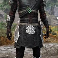 Hazardous Alchemy Medium - Male Front