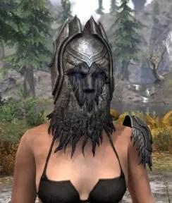 Stone Husk - Female Front