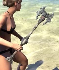 Thorn Legion Iron Axe 2