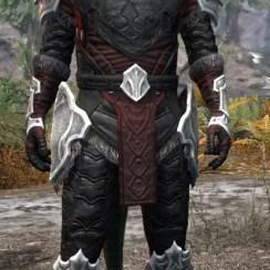 Thorn Legion Light - Argonian Male Shirt Front