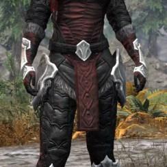 Thorn Legion Light - Khajiit Female Shirt Front