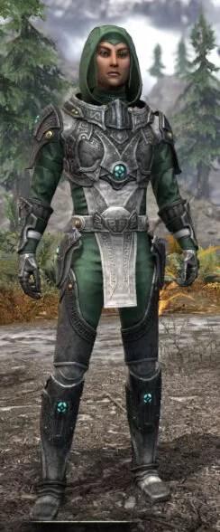 Arkthzand Armory Homespun - Male Shirt Front