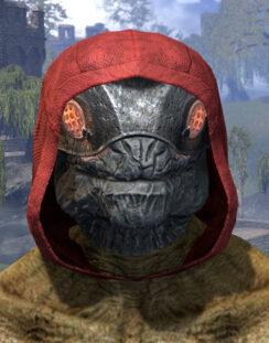 Encratis's Behemoth Visage - Argonian Male Front