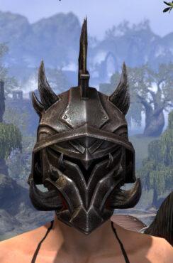 Deadlands Gladiator Helm - Female Front