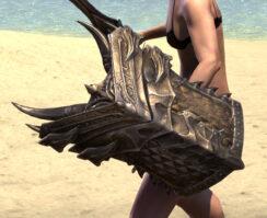 Deadlands Gladiator Shield 2