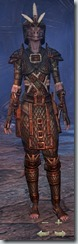 Argonian Nightblade Veteran - Female Front - Copy