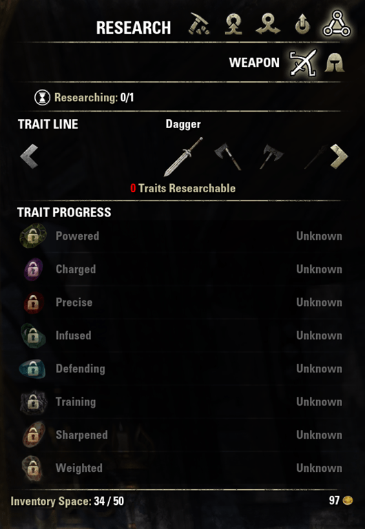 Elder Scrolls Online Crafting Guides All Six Professions ...