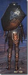 Breton Dragonknight Veteran - Female Back