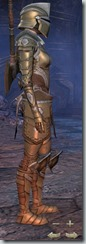 Breton Templar Veteran - Female Right