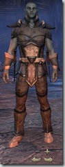 Dark Elf Nightblade Novice - Male Front