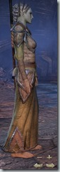 Dark Elf Sorcerer Novice - Female Right