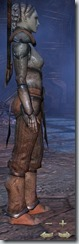 Dark Elf Templar Novice - Female Right