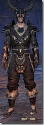 Nord Nightblade Veteran - Male Front