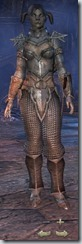 Orc Dragonknight Novice - Female Front